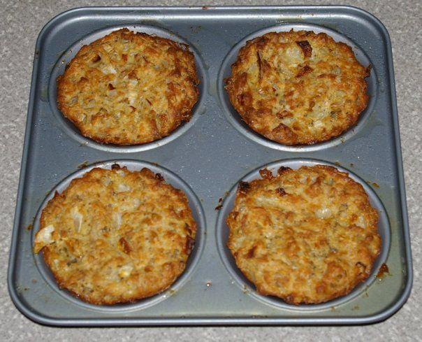 Seasoned Bread & Onion Pudding