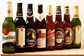 """""""Wherever beer is brewed, all is well-wherever beer is drunk, life is good."""" — Czech proverb"""
