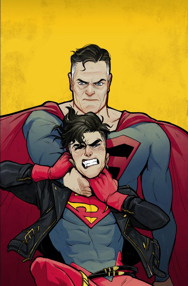 SUPERBOY: CONVERGENCE #2 COVER