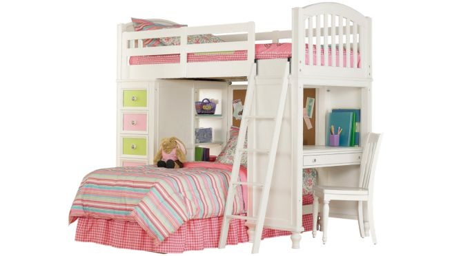 Pulaski Build A Bear Twin Loft Bed Bunk Beds For Sale In Ma Nh And Ri At Jordan 39 S