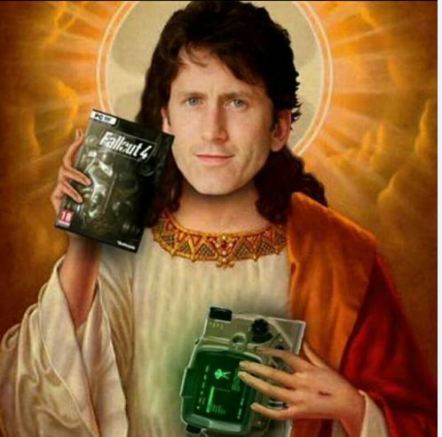 Fallout 4 Gameplay Exclusive interview Todd Howard