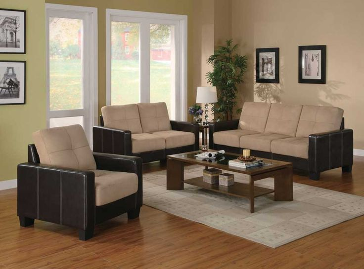 Brown Leather Living Room Furniture Ashley Axiom Leather Living Throughout  Futon Living Room Sets Ideas Part 52