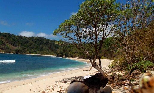 Pantai Ngalur - https://panwis.com/