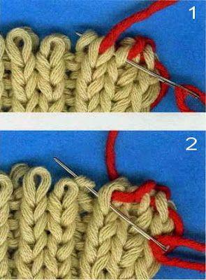 Чаще всего в разных источниках предлагается для резинки 2х2 переместить петли таким способом, чтобы двойная резинка превратилась в резинку 1х1 и дальше закрывать способом, как для резинки 1х1 . Но м …