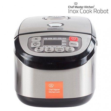 Robot De Cocina New Cook   33 Best Robot De Cocina Images On Pinterest Meals Robots And