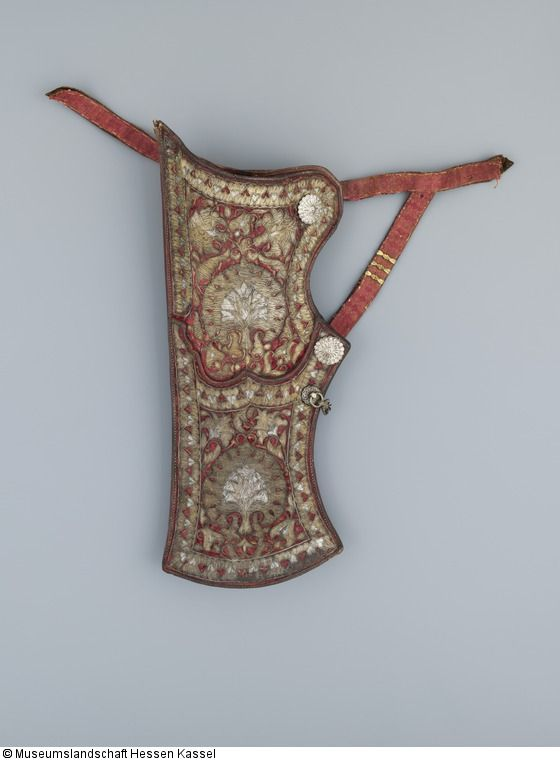 FRONT 3 Ottoman Quiver Late 16th / early 17th century