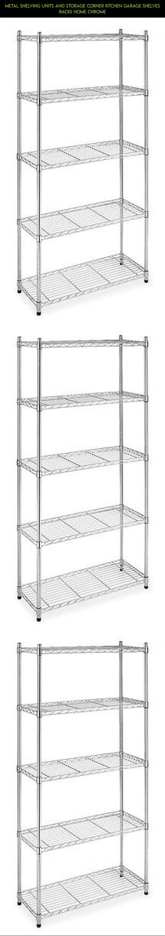 Best 25+ Metal shelving units ideas on Pinterest | Metal shelving ...