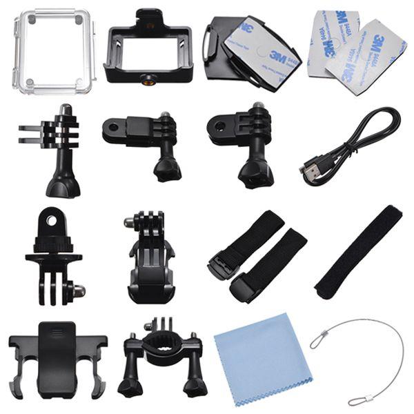 US Warehouse | SJcam SJ5000 Plus Ambarella A7LS75 FHD 60FPS 1.5 Inch LCD Sport Action Camera