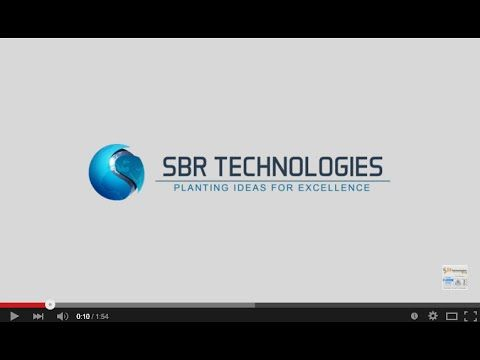 "SBR Technologies went for a complete brand makeover and announces its brand transformation along with the launch of a brand new website, a new logo and a new tagline – ""Planting Ideas for Excellence"". Watch out some wonderful glimpses of our brand transformation celebration – a gala event.  #Branding #Brandtransformation #Rebranding #Brandgrowth #Websitelaunch"