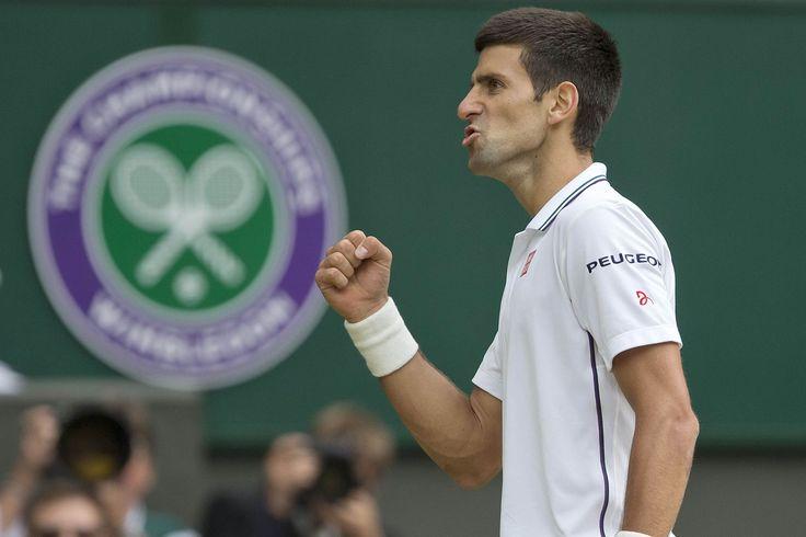 Wimbledon 2015: Bracket, schedule and scores for men's draw - SBNation.com