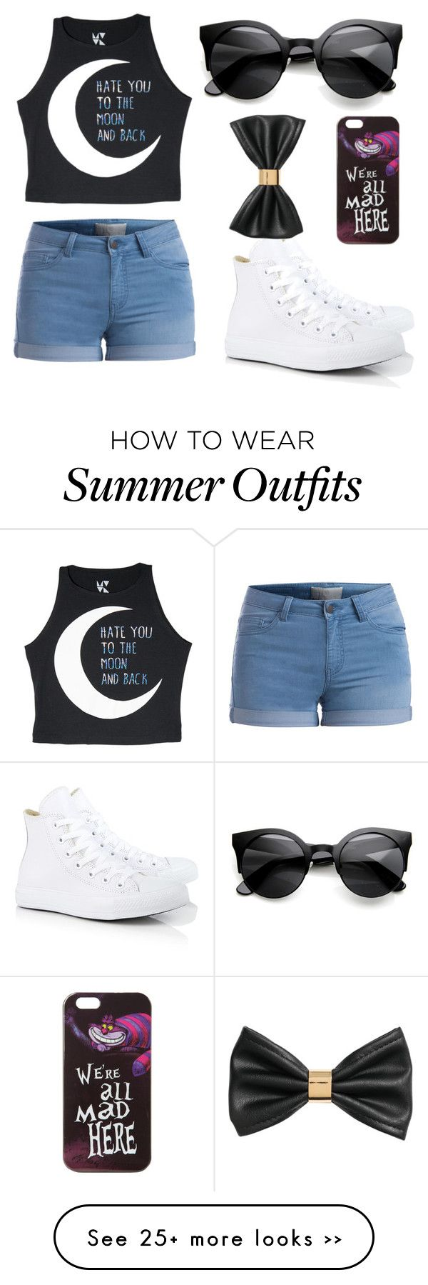 """Summer outfit"" by itsmadimckenna on Polyvore"