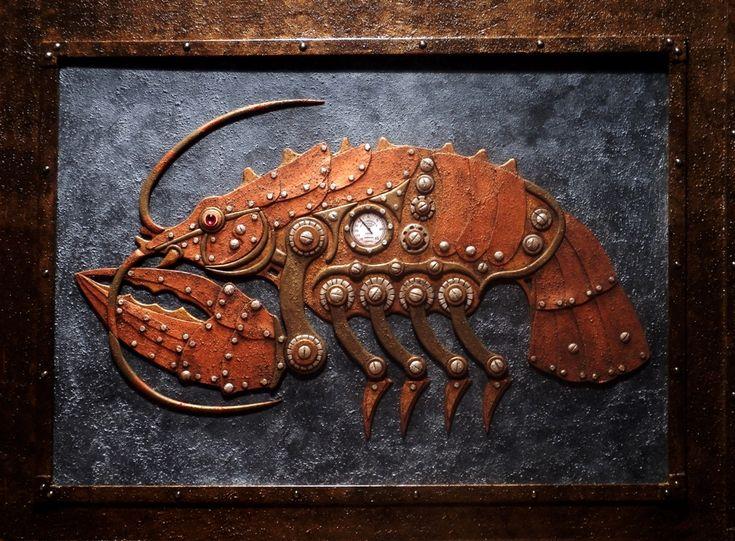 Steam powered Lobster