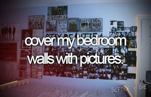 I do want to do this at some point - when I have a more 'permanent' room to do it anyways ;)