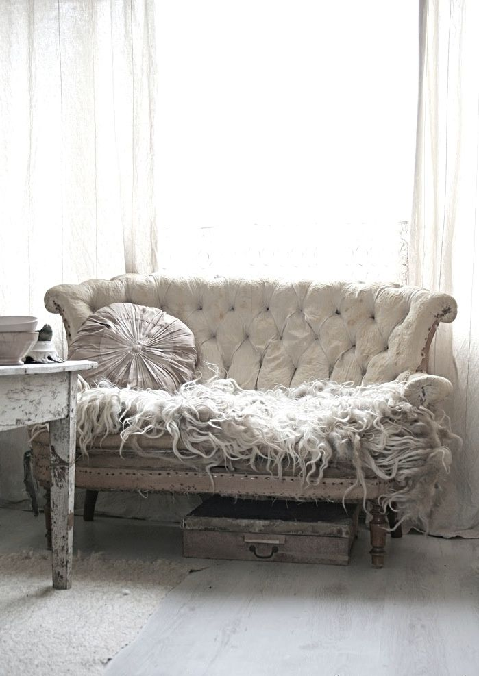 glamorous french shabby chic bedroom furniture   Beautiful sofa texture white shabby chic french provincial ...