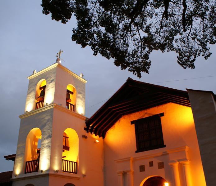 Iglesia Santa Ana - Convento San Francisco. Santa Fe.  Más info en www.facebook.com/viajaportupais