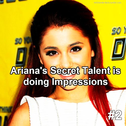 34 best ariana grande facts images on pinterest ariana