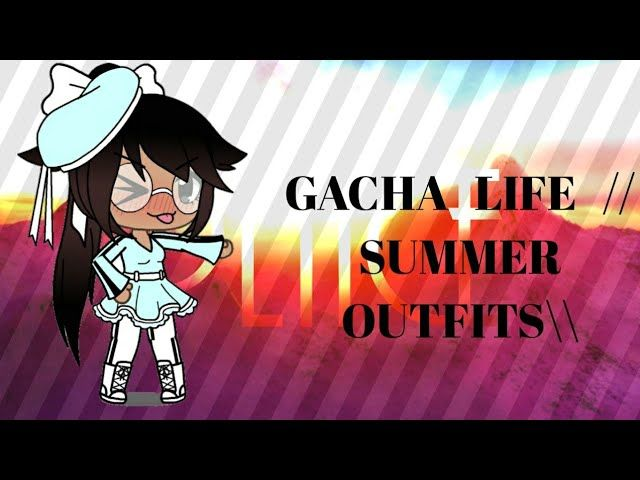 Aesthetic Outfits Gacha Life Youtube Aesthetic Clothes Bad