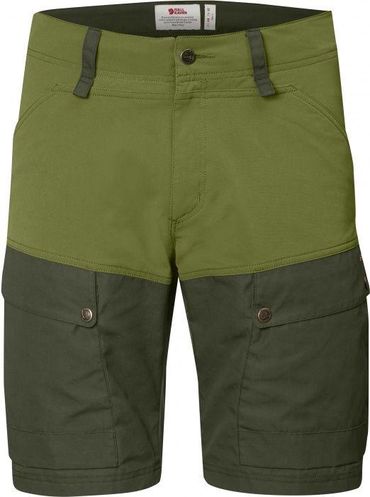 Hochtechnische, von der preisgekrönten Keb-Hose inspirierte Trekking-Shorts, die kurz über den Knien endet. Genau wie ihr langes Vorbild überzeugt sie mit einer optimierten Passform und sorgfältig durchdachten Details. Aus strapazierfähigem Stretchmateria