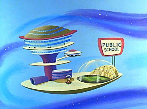 Public School c. 2062 - The Jetsons