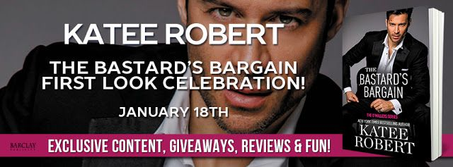 Sportochick's Musings: 👀 First Look GIVEAWAY at THE BASTARD'S BARGAIN by...
