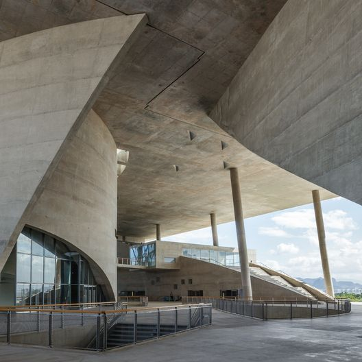 Cidade Das Artes / Christian de Portzamparc—photo by © Nelson Kon