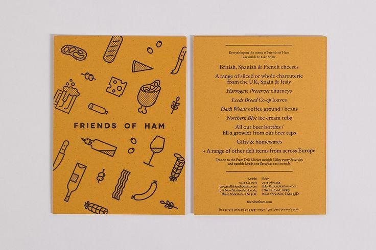Friends of Ham (2) on Behance