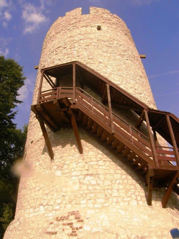 Wieża obronna (stołp) - Kazimierz Dolny (woj. lubelskie, pow. puławski, gm. Kazimierz Dolny)