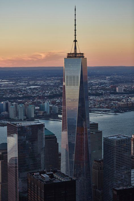 One World Trade Center, New York, 2014 - SOM - Skidmore Owings & Merrill LLP