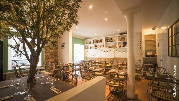 Restaurant La Cicciolina à Paris 11ème : Père Lachaise - Ménilmontant - menu, avis, prix et réservation