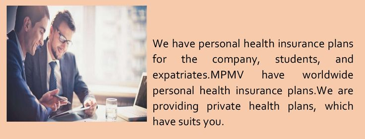 We give you options for health insurance plans online.