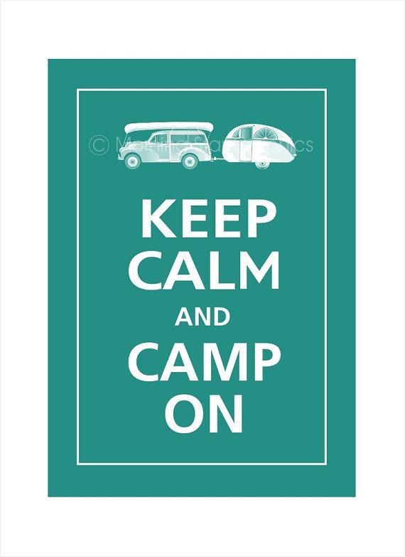 camp on, camp on