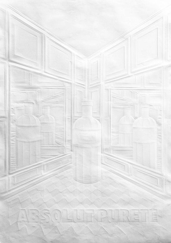 Absolut abribus JCDecaux événementiel Simon Shubert art pureté purity opéra paris innovate 4