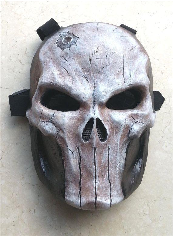 Punisher Mask Pre-Order by UratzStudios on Etsy