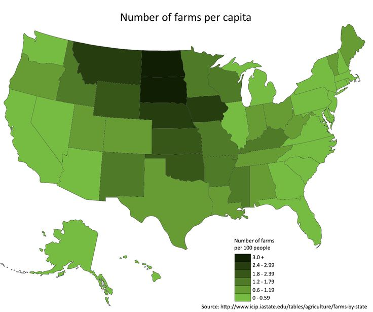 Best Maps Images On Pinterest United States Data - Agriculture by state us map