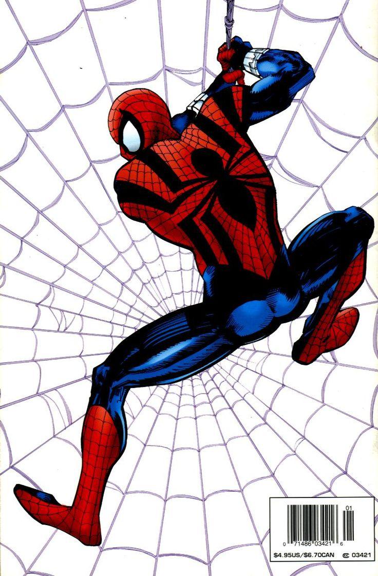 Spider man ben reilly by dan jurgens projetos para - Images spiderman ...