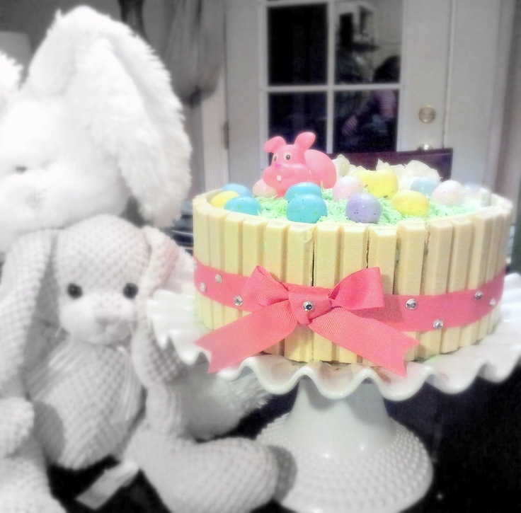 Easter Cake: Baking Powder, Cake Fabulous, Poppys Cake, Easter Cake