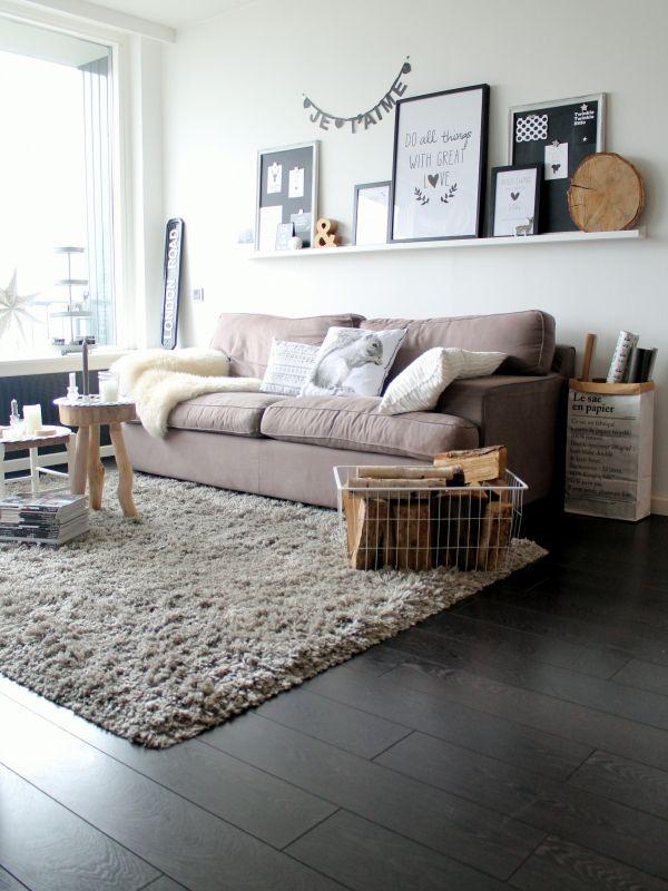 """Scandinavisch & stoer interieur, bij """"ons huisje op negen hoog"""" - Interieur - ShowHome.nl"""