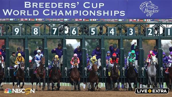 WATCH LIVE: 2015 Breeders' Cup World Championships - NBC News