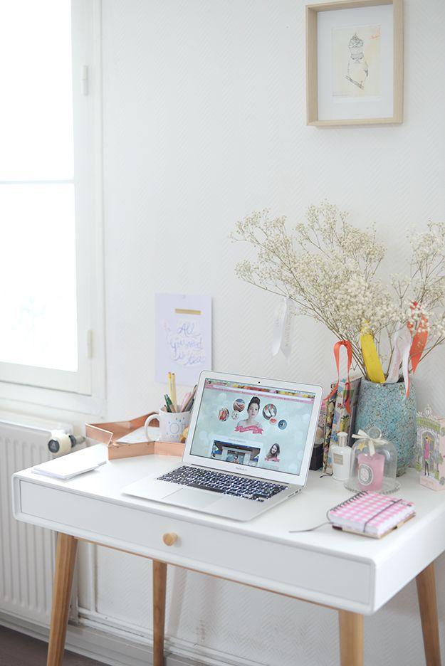 Juliette Kitsch Is My Middle Name Blog Mode Rennes Home Sweet Home Salon Bureau Decoration Interieure Decoration Chambre Idees Pour La Maison