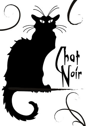 tattoo idea...for my beautiful black kittyman