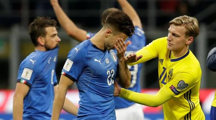 Last time Italy missed the #FIFA World Cup,   It has been nearly six decades since Italy last failed to qualify for the FIFA World Cup. With the defeat to Sweden in the playoffs, #Azzurri won't be playing in #Russia.  http://parasino.com/en/landing