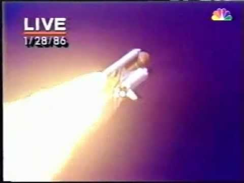 Space Shuttle Challenger Explosion LIVE.. I remember exactly where I was & doing such a sad day in history..