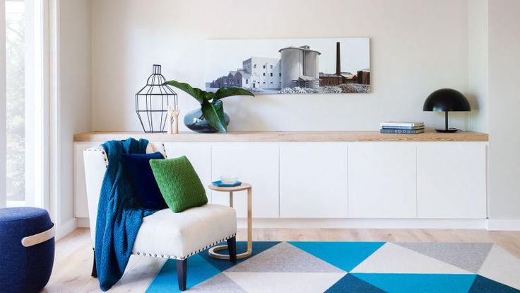 Interior design by Studio Gorman. Styled by Rebecca Jansma, photography by Jason Busch