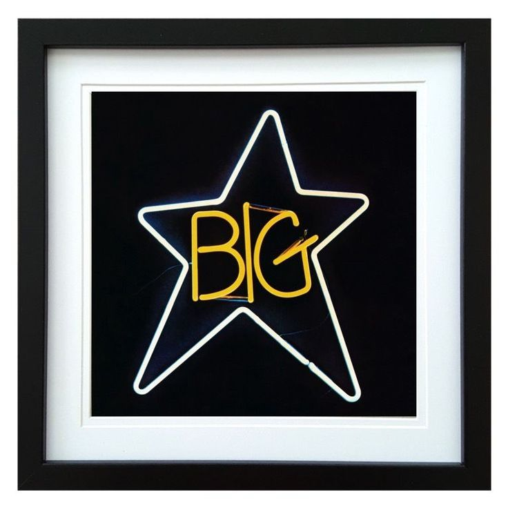 Big Star | No.1 Record Album | ArtRockStore