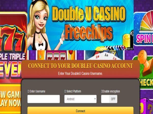 Doubleu Casino Update