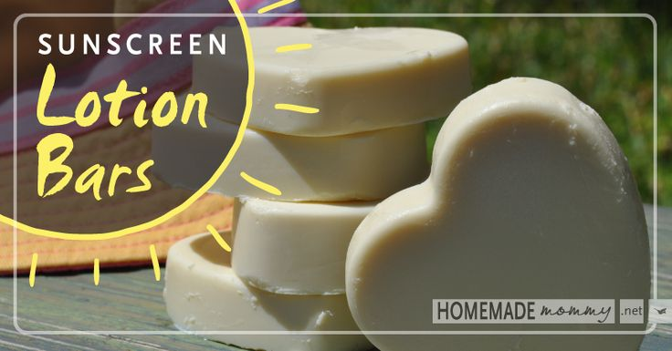Make your own non-toxic homemade sunscreen with this easy homemade sunscreen recipe. Popular sunscreen lotions and sunscreen products contain unhealthy ingredients ...