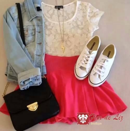 This is super cute! I'm doing my spring shiffle soon! I'm so excited for more spring and summer clothes!