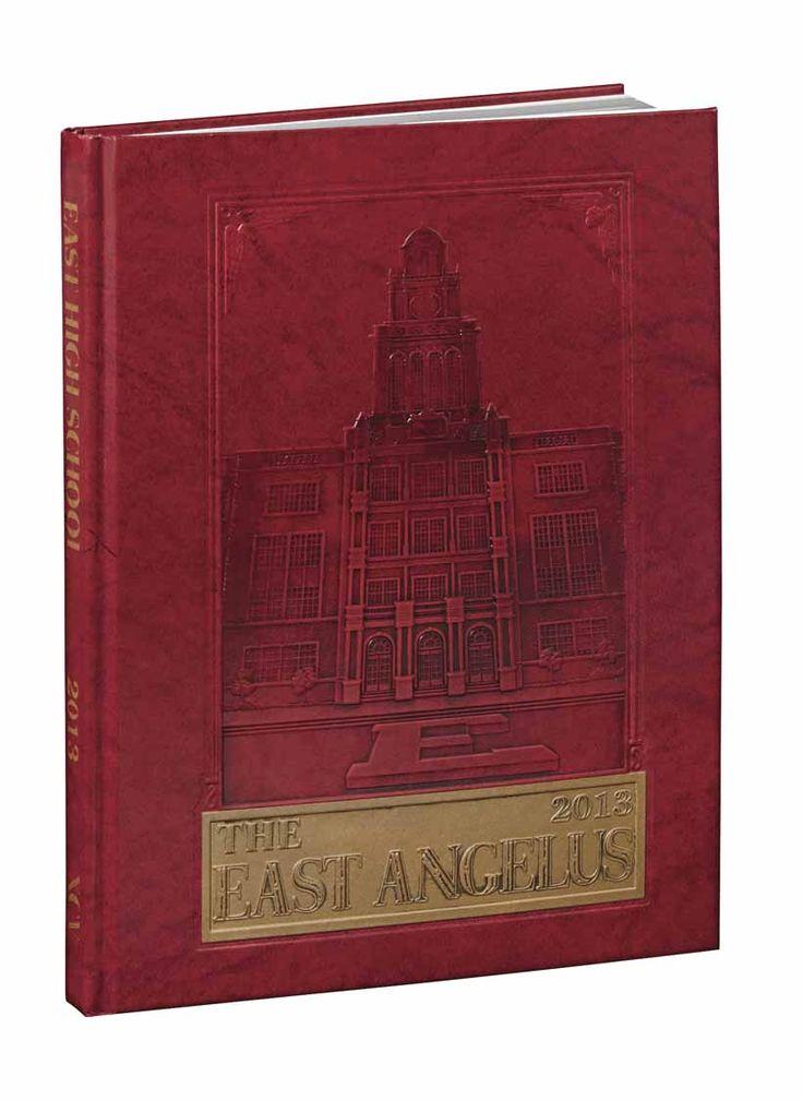 [The Angelus, East High School, Denver, CO] #Jostens Look Book 2014 #YBKlove