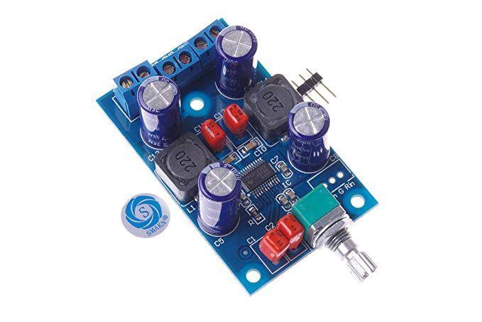 TPA3123 Digital Stereo Amplifier Class D Power Amp Mini Audio Amplifier Module