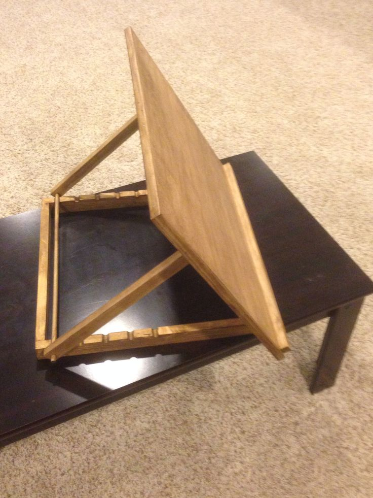 Build Your Own Table Top Easel Kit